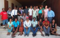 Various representatives of the Civil Society Organisations who attended the meeting