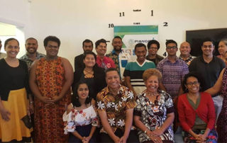 Emerging Leaders meet with Kiribati High Commissioner