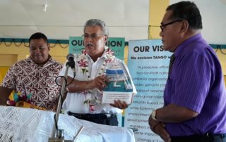 Polynesian leaders engage CSO