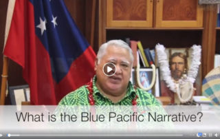 As Chair of the Pacific Islands Forum, #Samoa has spoken a lot about the the #BluePacific.