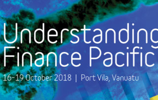 Understanding Risk Finance Pacific forum