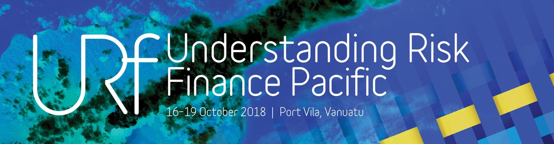 Understanding Risk Finance Pacific forum