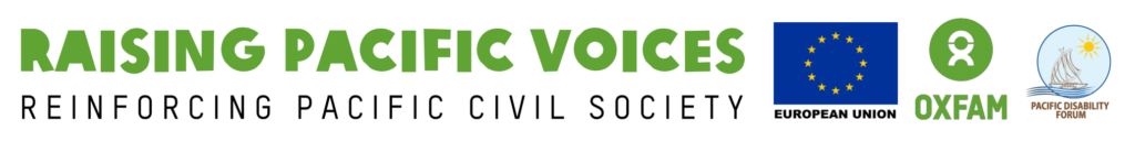 Raising Pacific Voices logo