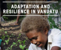 Keywords Adaptation Climate change Evaluations, Gender Resilience Stockholm Environment Institute Vanuatu