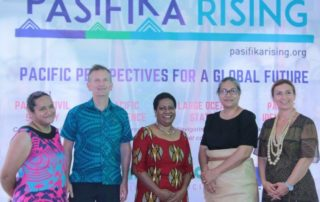 Pasifika Rising website launch