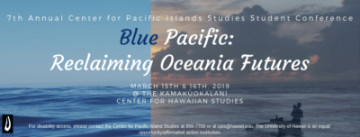 """The peoples of Oceania have long understood and practiced their own sustainable initiatives in their island worlds. However, the World Bank and large nations have their own specific ideas about defining and promoting sustainability in the region which they have deemed the """"Blue Economy."""""""