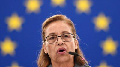 Marshall Islands President Dr Hilda Heine. Photo: AFP