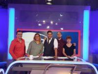 Figure 35: Israëla Raleb presents the project on the TV show '#lelien' (Nouvelle-Calédonie la 1ère)