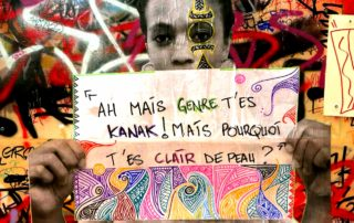 Speaking Back: Challenging Linguistic Microaggressions in New Caledonia through Street Art