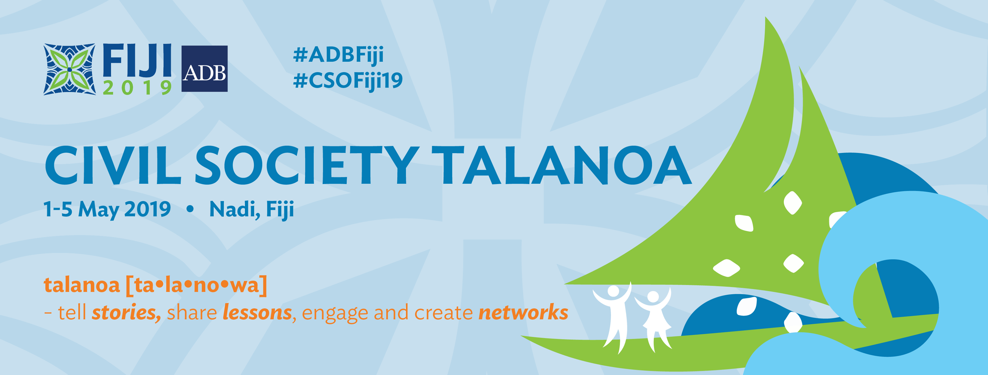 ADB Civil Society Talanoa