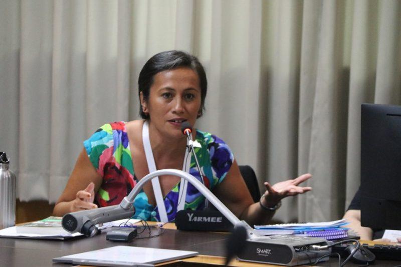 Maureen Penjueli, PANG