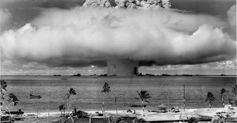 Baker Test, Bikini Atoll