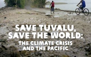 Save Tuvalu Save the World