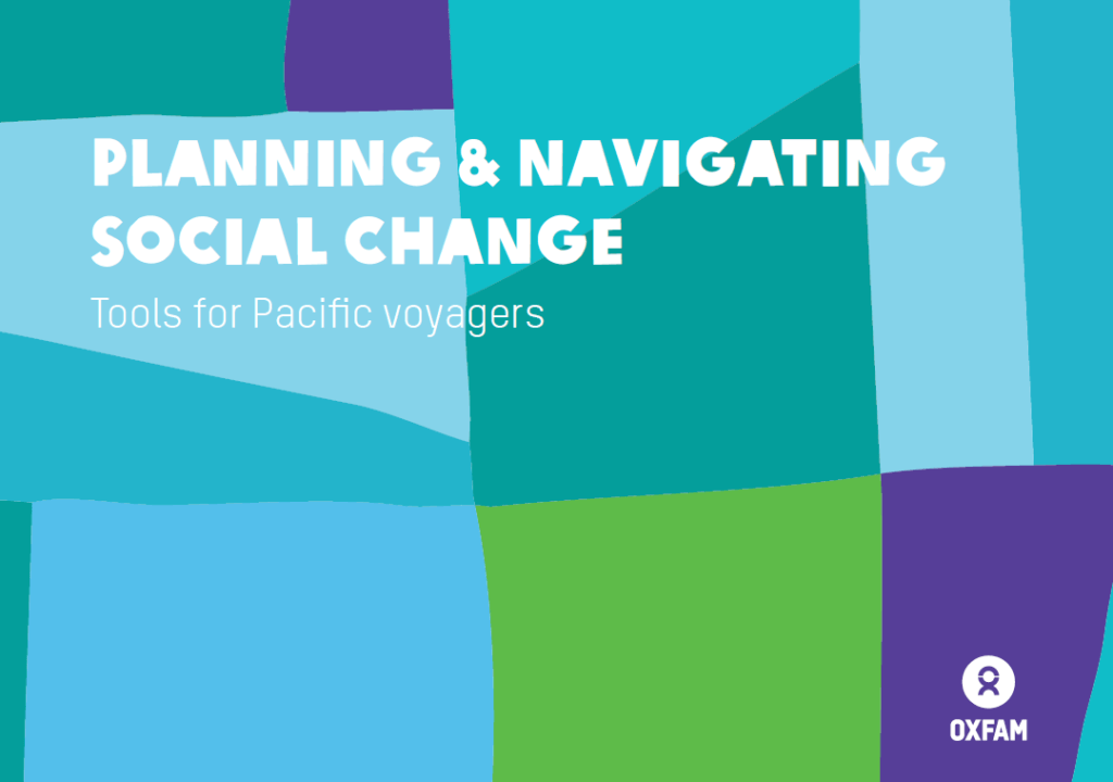 Planning and Navigating Social Change: A tool for Pacific voyagers