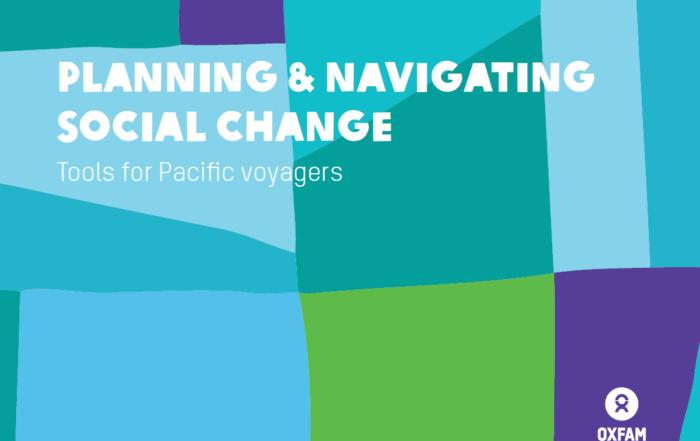Planning and Navigating Social Change