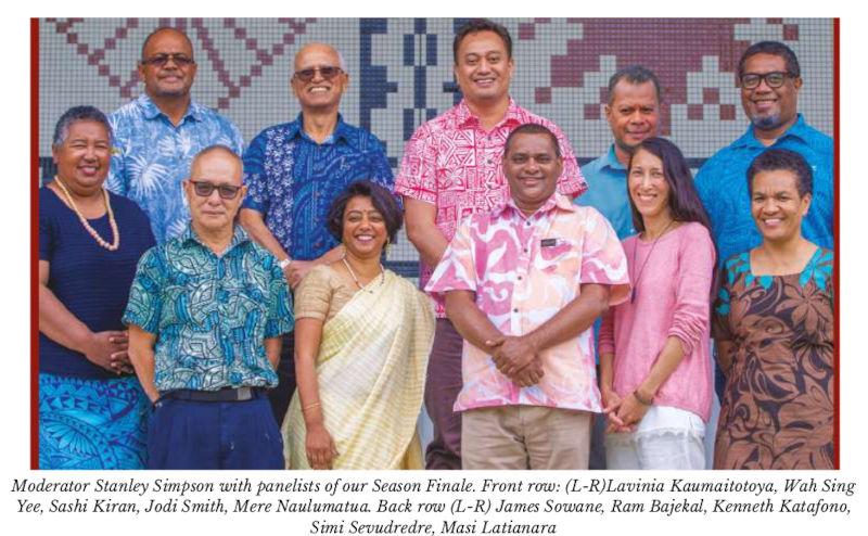 Season Finale Reset Fiji