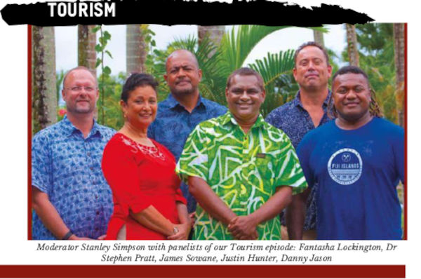 Tourism, central to Fiji's economy for decades, has felt the full brunt of COVID-19 with many nations closing their borders to tourists.